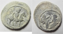 Ancient Coins - UNPUBLISHED: ANTINOOS: Egypt. Alexandria. second-third centuries AD. PB Tessera