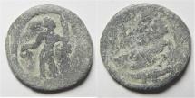 EGYPT. ALEXANDRIA. SECOND-THIRD CENTURIES AD. LEAD TESSERA.