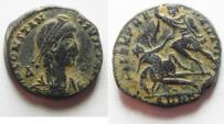 Ancient Coins - CONSTANTIUS II AE CENT.