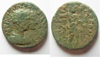 Ancient Coins - Judaea. Celia Capitolina under Herennius Etruscus and Hostilian (AD 251). AE 27mm, 15.63g.