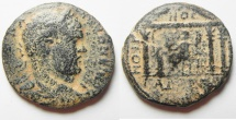 Ancient Coins - Syria, Decapolis. Gadara under Caracalla (AD 198-217). AE 25