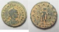 Ancient Coins - CONSTANTINE II AE FOLLIS