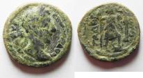 Ancient Coins - Decapolis. Gadara under Commodus (AD 177-192). AE 23