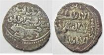 World Coins - Islamic, Mamluk, Silver dirham.