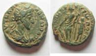 Ancient Coins - DECAPOLIS. GERASA. COMMODUS AE 21
