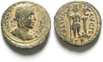 Ancient Coins - Roman Provincial. Phoenicia, Berytus under Gallienus, AD 253-268. AE 29, VERY RARE COIN!!!!!