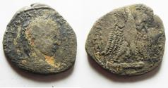 Ancient Coins - TYRE. CARACALLA BILLON TETRADRACHM. NEEDS CLEANING