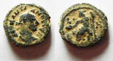 Ancient Coins - EGYPT. ALEXANDRIA. POTIN TETRADRACHM