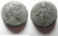Ancient Coins -  Egypt. Alexandria under Lucius Verus (AD161-169). Billon tetradrachm (19mm, 12.35g). Struck in regnal year 9 (AD 145/6).