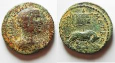 Ancient Coins - SYRIA, Coele-Syria. Damascus. Philip I. AD 244-249. Æ28
