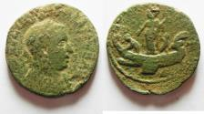 Ancient Coins - PHOENICIA. TYRE.  VALERIAN I AE 29. VERY RARE