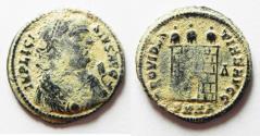 Ancient Coins - ORIGINAL DESERT PATINA: LICINIUS I AE 3