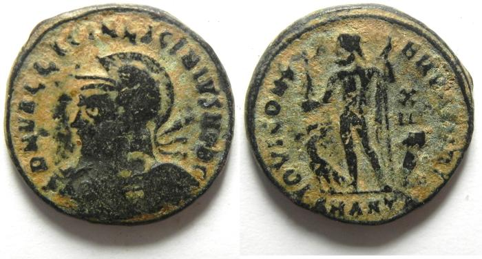Ancient Coins - LICINIUS II AE FOLLIS