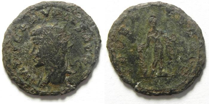 Ancient Coins - CLAUDIUS AE ANTONINIANUS