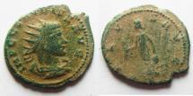 Ancient Coins - CLAUDIUS II GOTHICUS AE ANTONINAIANUS
