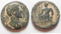 Ancient Coins - Decapolis. Abila. Marcus Aurelius AE 22
