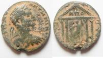 Ancient Coins - Decapolis. Gadara under Elagabalus (AD 218-222). AE 25 mm, 9.49g. Struck in civic year 281 (AD 217/18).