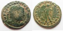 Ancient Coins - 	LICINIUS I AE FOLLIS