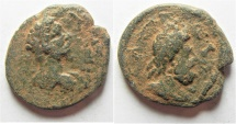 Judaea. Aelia Capitolina under Commodus (AD 177-192). AE 27