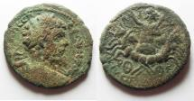 Ancient Coins - ARABIA. DECAPOLIS. MEDABA. SEPTEMIUS SEVERUS AE 28