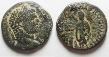 Ancient Coins - phoenicia , Tyre, Caracalla AE 25