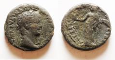 Ancient Coins - EGYPT. ALEXANDRIAN. CLAUDIUS I BILLON TETRADRACHM