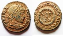 Ancient Coins - AS FOUND: CONSTANTINE I AE 3