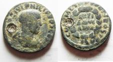 Ancient Coins - DECAPOLIS. ARABIA. BOSTRA UNDER PHILIP I AE 26