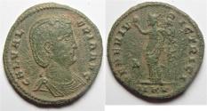 Ancient Coins - Galeria Valeria, Follis, 309-310,