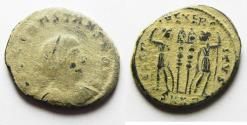 Ancient Coins - AS FOUND. CONSTANS AE 3