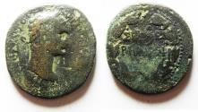 Ancient Coins - JUDAEA. SEPPHORIS . TRAJAN AE 29