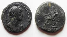 Ancient Coins - HADRIAN SILVER DENARIUS