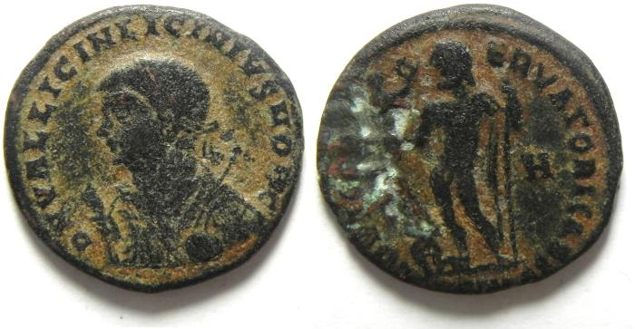 Ancient Coins - LICINIUS II AE 3