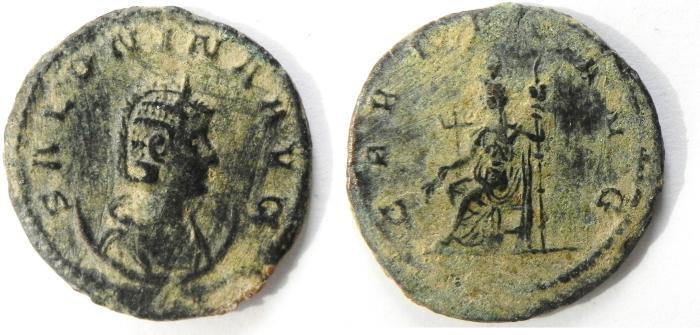 Ancient Coins - SALONINA ANTONINIANUS