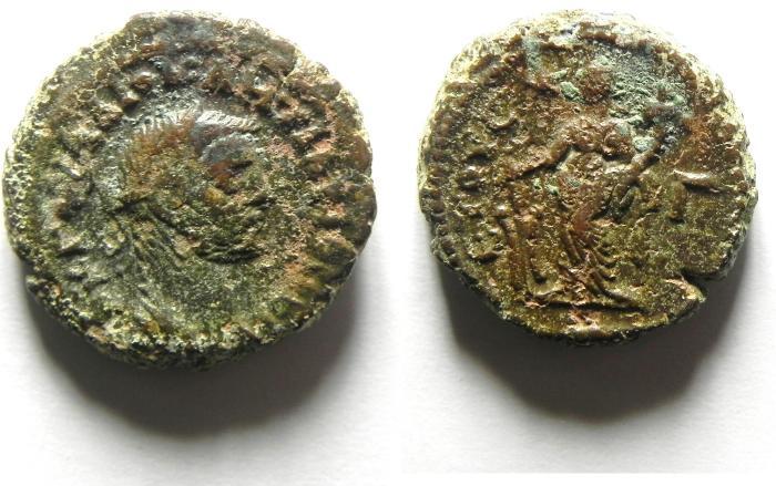 Ancient Coins - EGYPT , ALEXANDRIA , DIOCLETIAN POTIN TETRADRACHM
