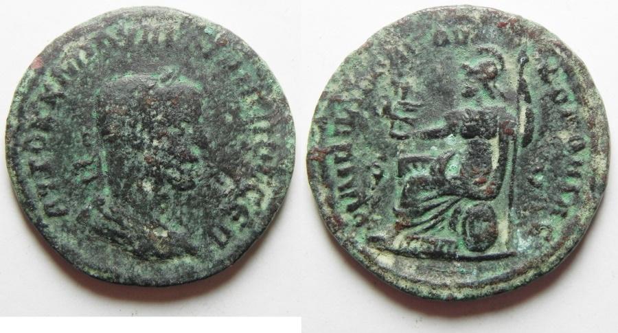 Ancient Coins - ARABIA. DECAPOLIS. PHILIPPOPOLIS . PHILIP I THE ARAB AE 29
