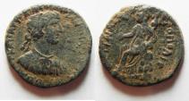 Ancient Coins - ARABIA. PETRA. HADRIAN AE 26
