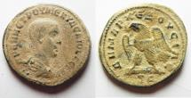 Ancient Coins - Syria - Antioch. TRAJAN DECIUS, AD 249 - 251. Tetradrachm. As found. Desert patina