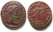Ancient Coins - BEAUTIFUL MAXIMIAN AE FOLLIS , TRIER MINT