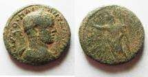 Ancient Coins - Samaria. Neapolis under Caracalla (AD 198-217). AE 22mm, 6.85g.