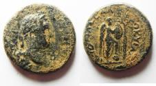 Ancient Coins - JUDAEA CAPTA. UNDER TITUS. AE 21. 69-79 A.D