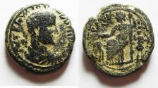 Ancient Coins - Judaea. Raphia under Septimius Severus (AD 193-122). AE 25mm, 11.84g.