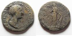 Ancient Coins - Crispina, wife of Commodus (AD 178-182). AE sestertius