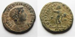 Ancient Coins - CONSTANTINE II AE FOLLIS. AS FOUND
