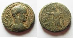 Ancient Coins - Samaria. Neapolis under Caracalla (AD 198-217). AE 22mm, 6.85g.