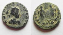 Ancient Coins - ROMAN AE 4