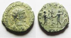 Ancient Coins - AS FOUND; CARINUS AE ANTONINIANUS