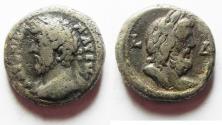 Ancient Coins - EGYPT, Alexandria. Lucius Verus. AD 161-169. BI Tetradrachm