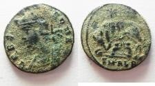 Ancient Coins - CONSTANTINE I AE 3 . AS FOUND. COMMEMORATIVE ISSUE