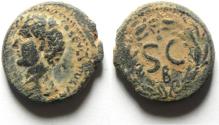 Ancient Coins - MARCUS AURELIUS, SYRIA , ANTIOCH CHOICE AND RARE